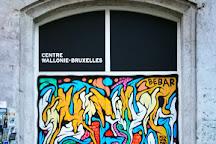 Centre Wallonie Bruxelles, Paris, France