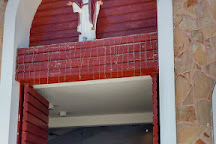 Iglesia Del Sagrado Corazon, Isla Mujeres, Mexico