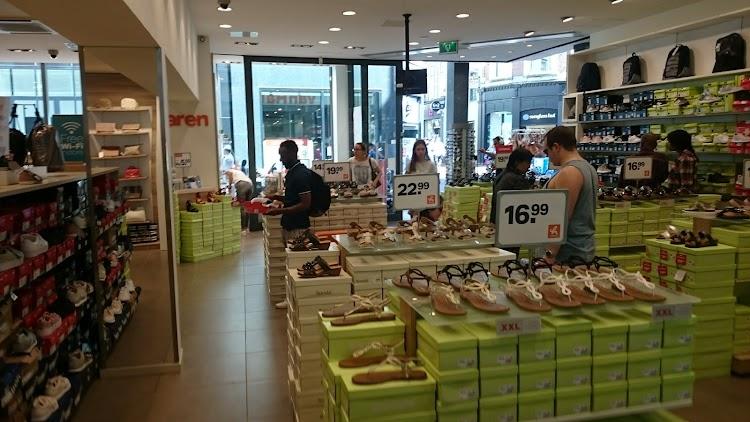 vanHaren schoenen Den Haag