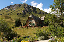 Jardin Botanique Alpin du Lautaret, Villar-d'Arene, France