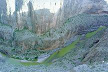 Peguis Canyon, Ojinaga, Mexico