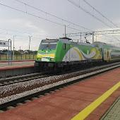 Железнодорожная станция  Nasielsk