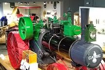 The South Dakota State Agricultural Heritage Museum, Brookings, United States
