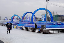 VDNKh Ice Skating Rink, Moscow, Russia