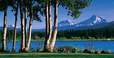 Black Butte Ranch - Resort Map - Oregon - Mapcarta
