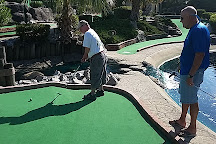 Gilligan's Island Funland Golf, Garden City Beach, United States