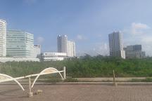 Malecon Tajamar, Cancun, Mexico