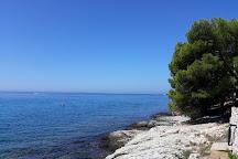 Beach Slanica, Murter, Croatia