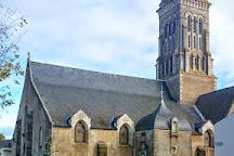 Eglise Saint-Philbert, Noirmoutier en l'Ile, France