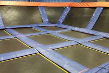 Sky Zone Indoor Trampoline Park, Winnipeg, Canada