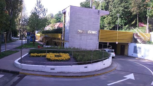 Garage Tuškanac – Tuškanac 1b