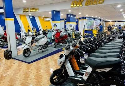 Xe Điện Minh Nhật |Đại Lý Xe Đạp Điện-Xe Máy Điện - Xe Đạp Thể Thao - Xe Máy 50cc
