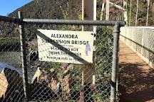 Alexandra Suspension Bridge, Launceston, Australia