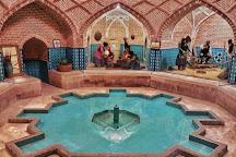Qajar Bathhouse & Anthropology Museum, Qazvin, Iran