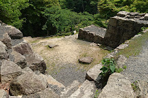 Naegi Castle Remains, Nakatsugawa, Japan