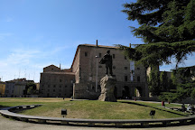 Castello Malaspina dal Verme, Bobbio, Italy