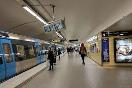 Станция   Fridhemsplan T bana