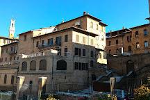 Contrada della Torre, Siena, Italy