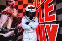 Full Throttle Raceway Ltd, Stourbridge, United Kingdom