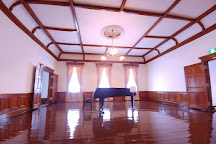 The Old Public Hall of Hakodate Ward, Hakodate, Japan