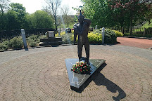 Joey Dunlop Memorial Garden, Ballymoney, United Kingdom