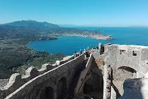 Castello del Volterraio, Portoferraio, Italy