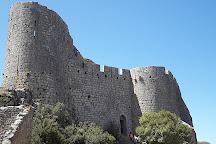 Chateau de Peyrepertuse, Duilhac-sous-Peyrepertuse, France