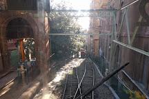 Funicolare Di Sant'Anna, Genoa, Italy