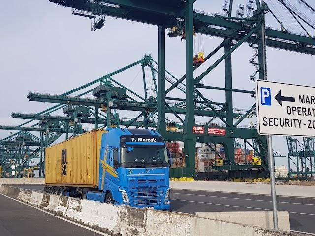 Deurganck Terminal