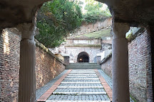 Tomb of the Scipios, Rome, Italy