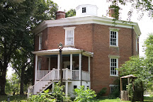 Octagon Hall Museum, Franklin, United States
