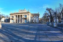 Lazienki Palace (Palac Lazienkowski), Warsaw, Poland