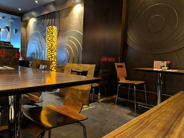 Sushi Time Japanese Restaurant