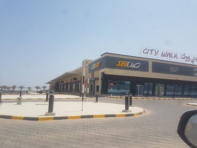 Sur City Walk Mall