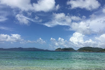 Jumbie Beach, Virgin Islands National Park, U.S. Virgin Islands