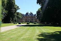 Chateau de Fleury la Foret, Lyons-la-Foret, France