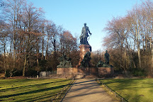 Bismarck-Nationadenkmal, Berlin, Germany