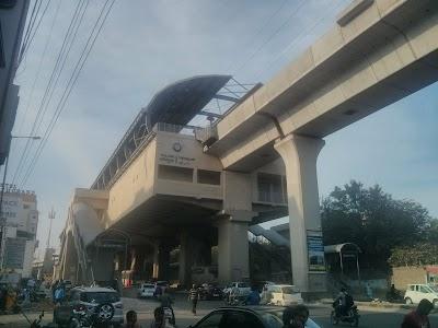 Habsiguda Metro Station