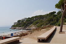 Llarga Beach, Salou, Spain