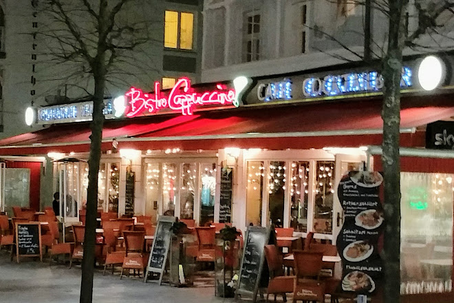 Visit Bistro Cappuccino on your trip to Ostseebad Binz or
