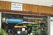 At Ease Spa, Bangkok, Thailand