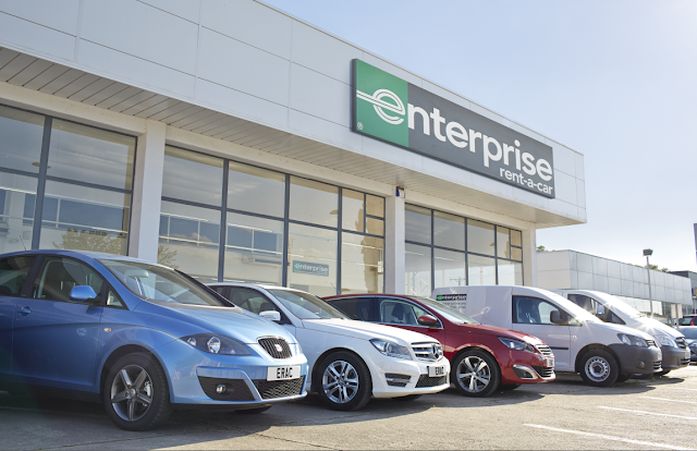 Enterprise Rent-A-Car - Gare de La Rochelle