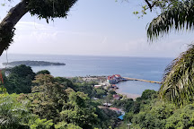Caribe Sky Canopy Tour, Roatan, Honduras