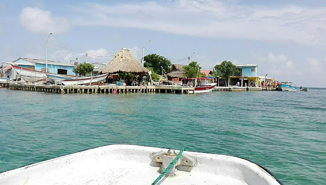 Île Santa Cruz del Islote