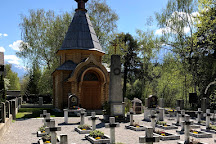 Kosakenfriedhof, Lienz, Austria