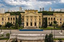 Museu do Ipiranga, Sao Paulo, Brazil