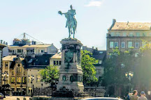 Guillaume II Grand-duc de Luxembourg, Luxembourg City, Luxembourg