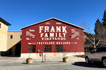 Frank Family Vineyards, Calistoga, United States