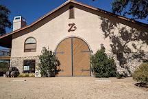 Zenaida Cellars, Paso Robles, United States