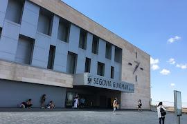 Железнодорожная станция  Segovia Guiomar